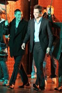Chris Pine, Tom Hardy